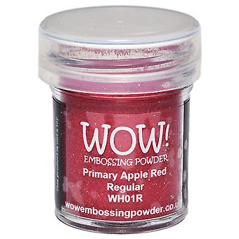 Wow! Embossing Powder 15Ml Apple Red Wow Wh01r