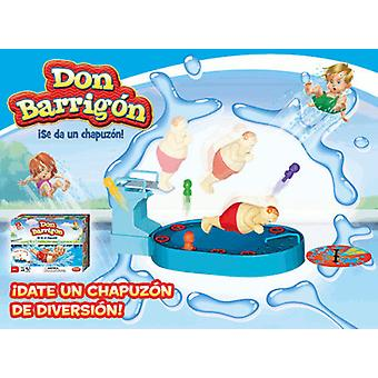 Bizak Don Barrigon (Toys , Boardgames , Skills)