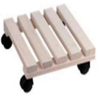 Lakot Stand with square wheels - Wood (DIY , Hardware , Home hardware , Others)