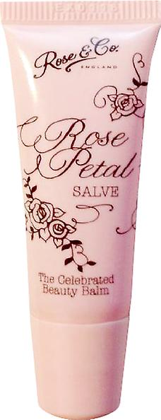 Rose & Co. Rose Petal Lip Balm Tube