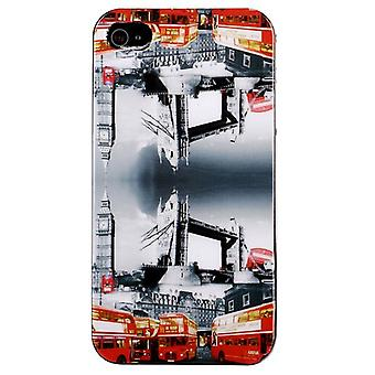 IPhone cover 4/4S-London