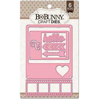 BoBunny Essentials stirbt-Selfie 12839762