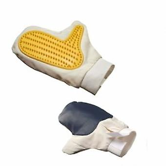 Camon Latex Glove Massage (Dogs , Grooming & Wellbeing , Brushes & Combs)