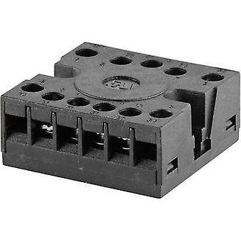 Relay socket 1 pc(s) tele TVC11 Compatible with s