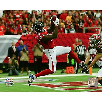 Mohamed Sanu 2016 Action Photo Print (8 x 10)