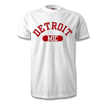 Detroit City State Kinder T-Shirt