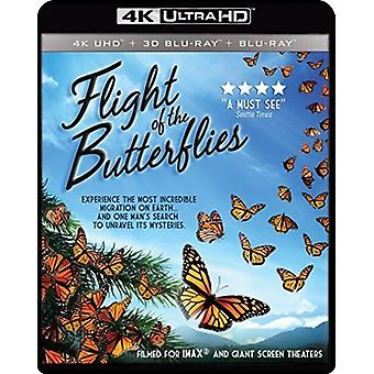 IMAX: Flight of the Butterflies [Blu-ray] USA import