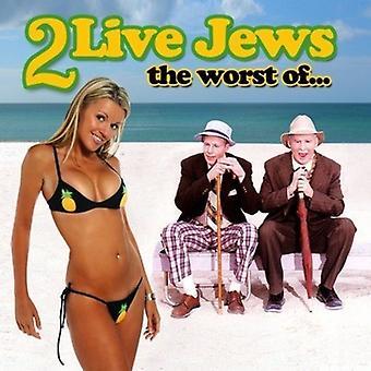 2 Live Jews - Worst of [CD] USA import