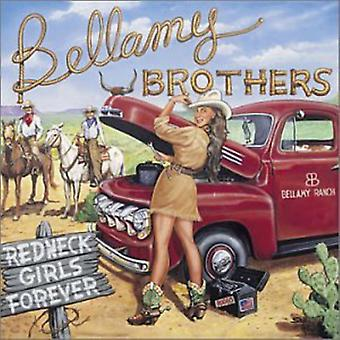 Hermanos de Bellamy - Redneck Girls Forever [CD] USA importar
