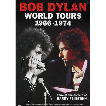 Bob Dylan - importación de Estados Unidos World Tours 1966-74 [DVD]