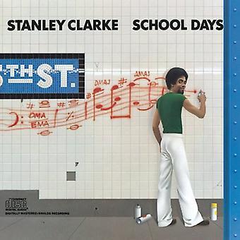 Stanley Clarke - skoledage [CD] USA import