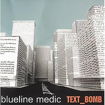 Bschramm Medic - tekst bombe [CD] USA import