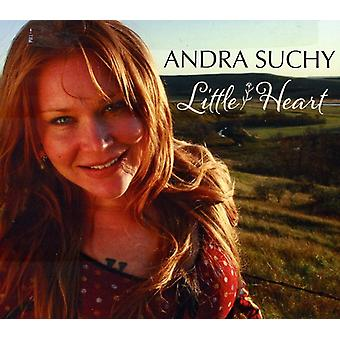 Andra Suchy - Little Heart [CD] USA import