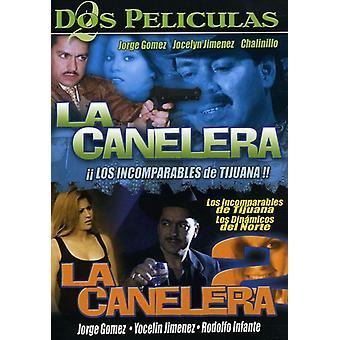 La Canelera/La Canelera 2 [DVD] USA import