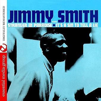 Jimmy Smith - gra obcy w raju-It's grzechu aby mówić, import USA Li [CD]