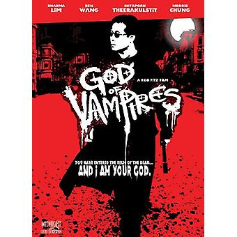 Gud af vampyrer [DVD] USA importerer