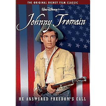 Johnny Tremain [DVD] USA import