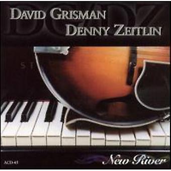 Grisman/Zeitlin - New River [CD] USA import