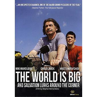 World Is Big & Salvation Lurks Around the Corner [DVD] USA import