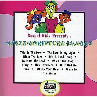 Gospel Kids - Bibelen/Skriften sange 2 [CD] USA Importer