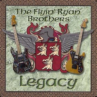 Flyin' Ryan Brothers - Legacy [CD] USA import