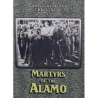 Martyrs of the Alamo (1915) [DVD] USA import