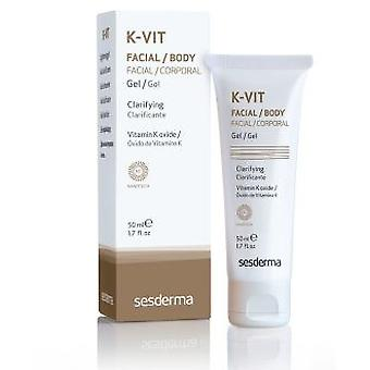 Sesderma Clarifying Cream (Beauty , Facial , Anti Stain)