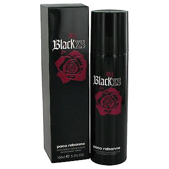 Paco Rabanne Women Black Xs Deodorant Spray By Paco Rabanne