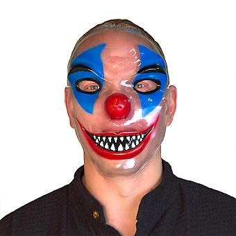 Clown mask Clownmaske Harlequin