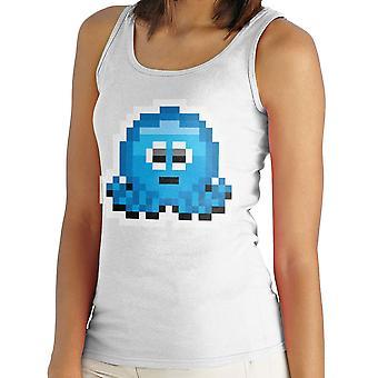 Pixel Octopus Women's Vest