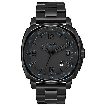 Nixon The Charger Watch - Black