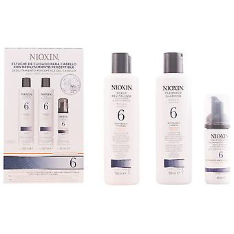 Nioxin  Trial Kit System 6 (Woman , Hair Care , Treatments , Shining and softness)