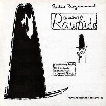 Max Ferguson - Rawhide Radio program II: Rawhide: A satir [CD] USA import