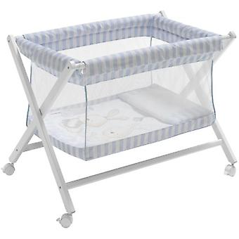 Interbaby Transparent Blue Bunny Baby Crib (Home , Babies and Children , Bedroom , Cribs)