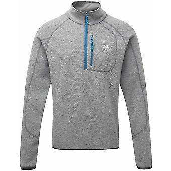 Berg apparatuur Mens Chamonix Zip Sweater staal (X-Large)