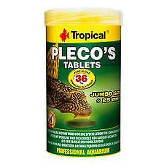 Tropical Pleco'S Tabin 50 Ml (Fish , Food , Warm Water)