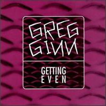 Greg Ginn - Getting zelfs [Vinyl] USA import