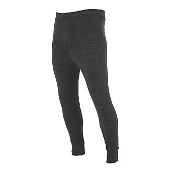 FLOSO Mens Thermal Underwear Long Johns/Pants (Standard Range)