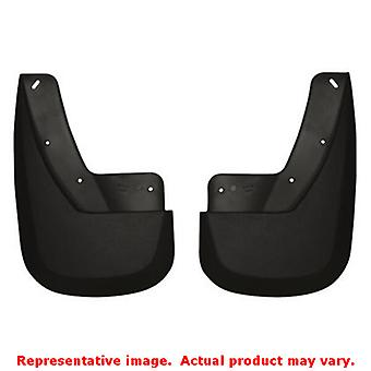 Husky Liners 56761 Black Custom Molded Mud Guards   FITS:CADILLAC 2007 - 2013 E