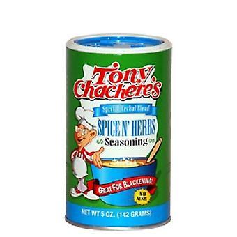 Tony Chachere Spice & urter krydderier