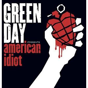 Green Day - American Idiot [CD] USA import
