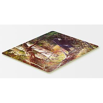 Are you there Mr. Black Bear Kitchen or Bath Mat 20x30