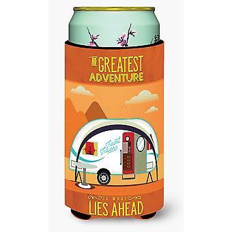 Største eventyr nye Camper høy gutt drikke isolator Hugger