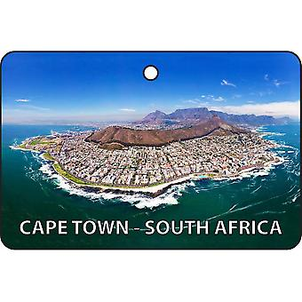 Cape Town - South Africa Car Air Freshener