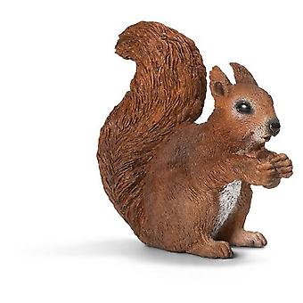 Schleich Schleich Wild Life Squirrel, Eating