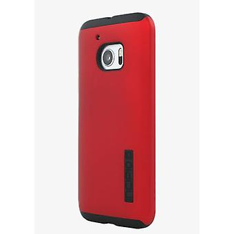 Incipio DualPro Shock-absorbing Case for HTC 10 - Red/Black