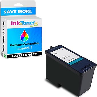 Compatible 1 Colour 18CX781E Cartridge for Lexmark X3400