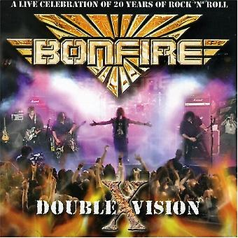 Bonfire - Double Vision: Live [CD] USA import