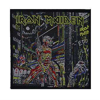 Iron Maiden Somewhere In Time Patch gewebt