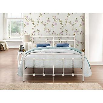 Birlea Atlas Double Bed Cream
